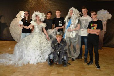 Tworzyliśmy królewskie kostiumy