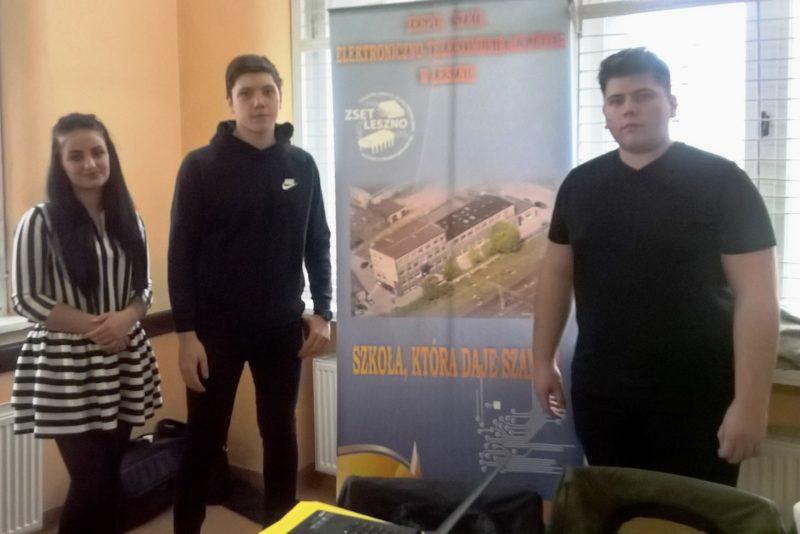 Targi Edukacyjne w Gimnazjum nr 1 w Lesznie (5)